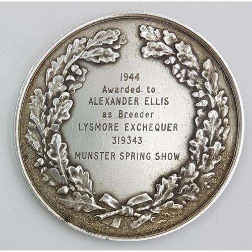 41A - Munster Spring Show Medal (1944)...