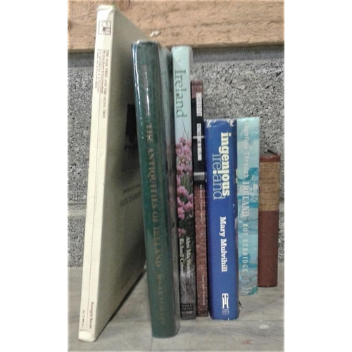 104 - Collection of Seven Irish Related Books...