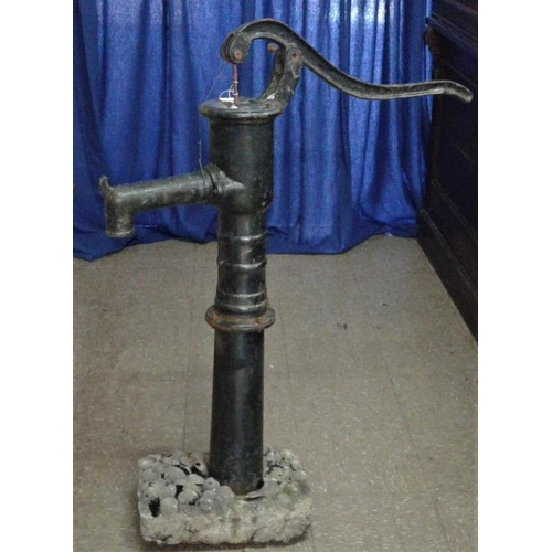 116 - Vintage Water Pump Ornament...