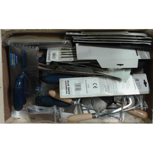 123 - Coping Saws and Trowels...