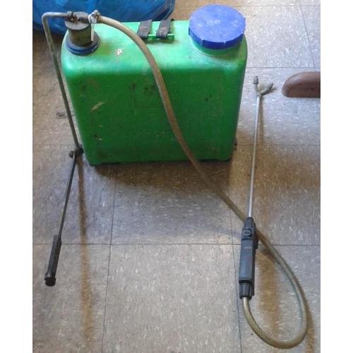 155 - Green Garden Knapsack Sprayer...