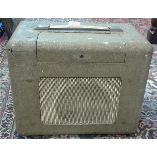10 - Old Bush Radio (A/F)...