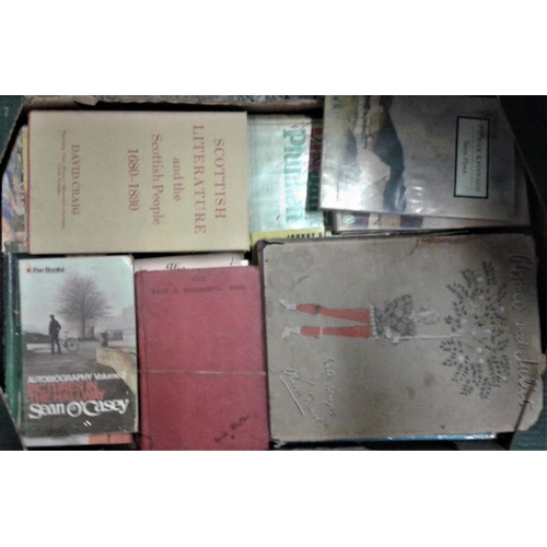 59 - Five Boxes of General Interest Books...