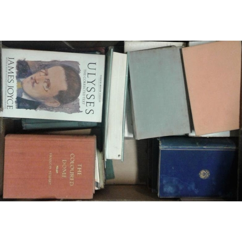 61 - Five Boxes of General Interest Books...