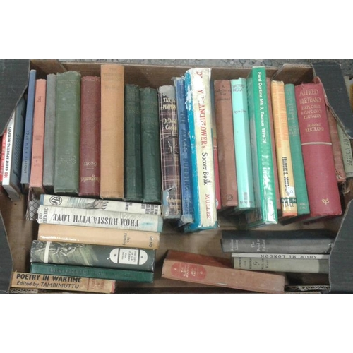 85 - Four Boxes of General Interest Books...