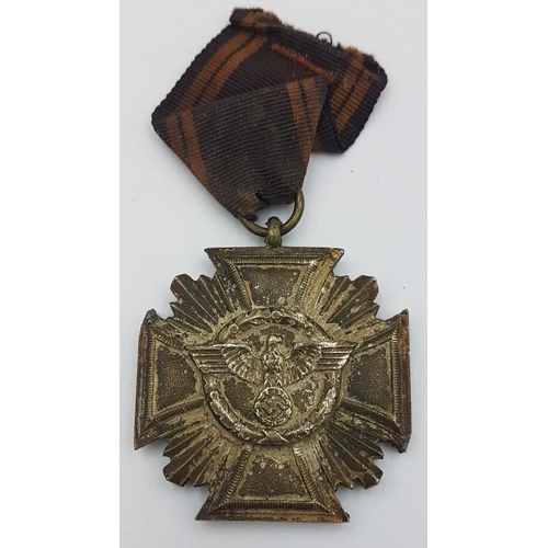 281 - Nazi Party 'Long Service' Medal...