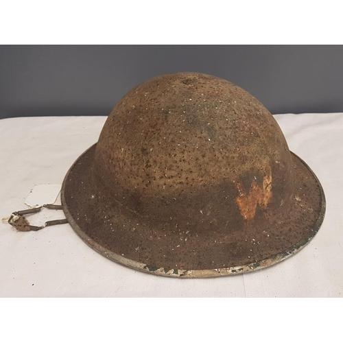 307 - Three Air Raid Warden's Helmets...