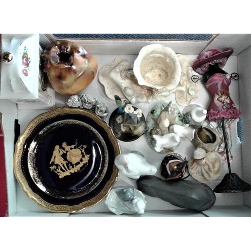 406 - Box of Various Ceramics, etc....
