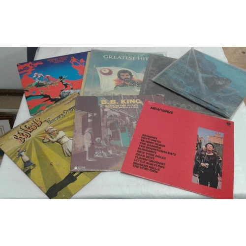 410 - Collection of Music Albums...