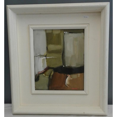 445 - Michael Gemmell -OOC - 'Bodyke, Co. Clare' - Overall c. 18 x 20ins...