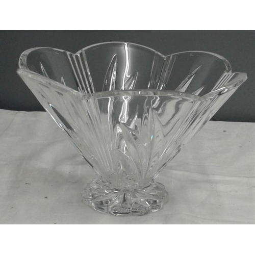 460 - Waterford Crystal 'Marquis' Centre Bowl...
