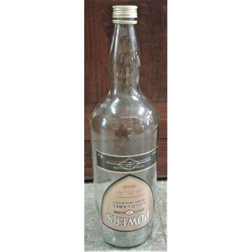 110 - Large Power's 4.5 Litre Whiskey Bottle, c.20in tall...