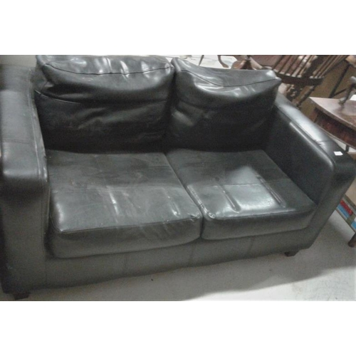 57 - Two Seater Couch, c.5ft long...