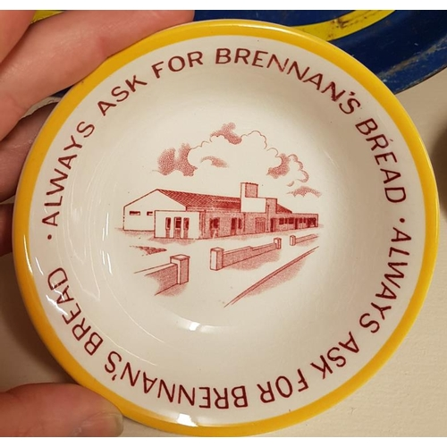 240 - Always Ask For Brennan's Bread Ashtray by Arklow...