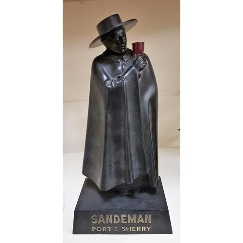 263 - Sandeman Port & Sherry Advertising Figure, c.11.5in tall...