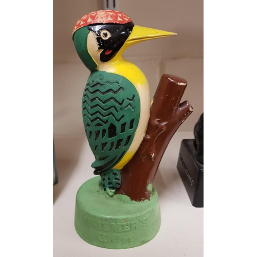 265 - Bulmer's Cider Woodpecker Advertising Figure, c.8.5in tall...