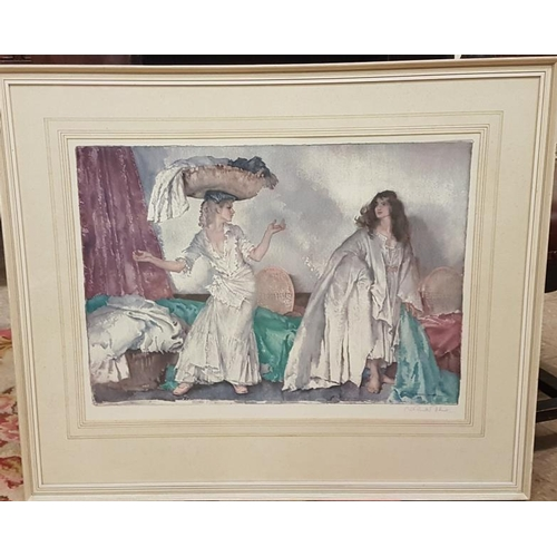 295 - Sir William Russell Flint 1880-1969,
