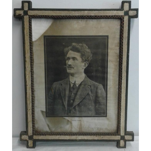 489 - Early and Original Thomas Ashe Print by O'Loughlin, Dublin - c. 20 x 25ins...