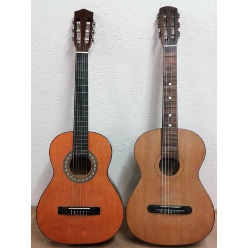 654 - Two Spanish Guitars...