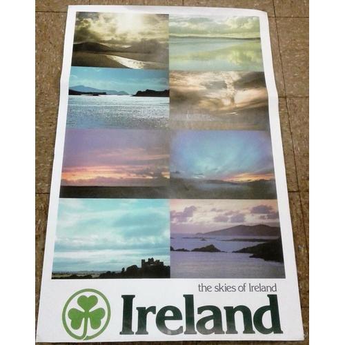 662 - Three Irish Tourism Posters...