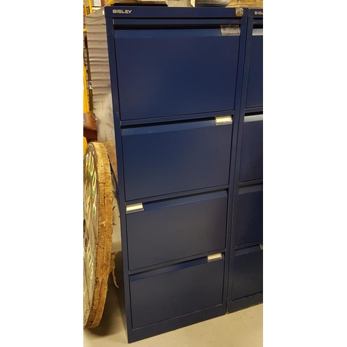 102a - Four Drawer Filing Cabinet...