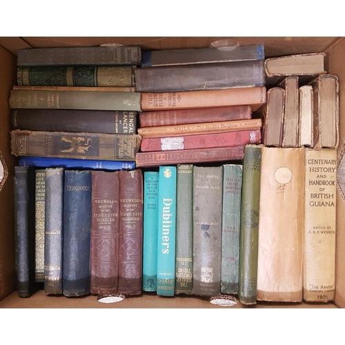 4 - Box of Irish and General Interest Books...