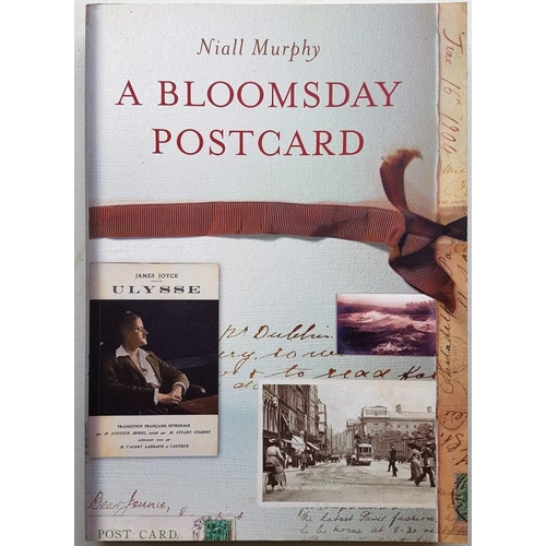 9 - Niall Murphy <em>'A Bloomsday Postcard'</em> 2004. Illustrated in colour...