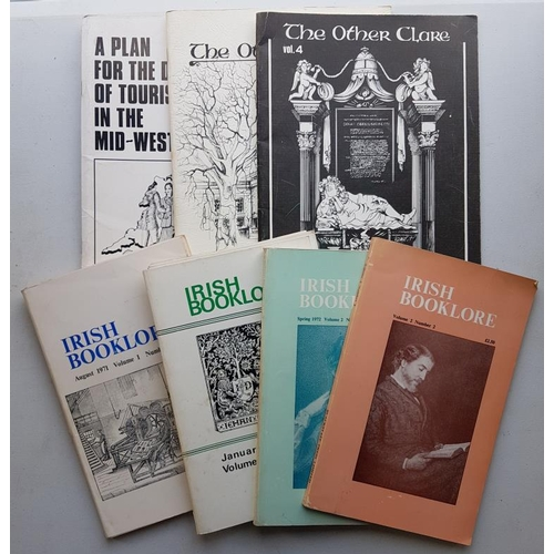 17 - <em>'Irish Booklore'</em> and Various Clare Journals...