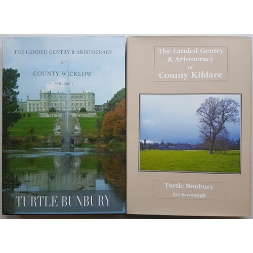 24 - Turtle Banbury '<em>The Landed Gentry and Aristocracy of County Kildare</em>' 2004; and '<em>The Lan...