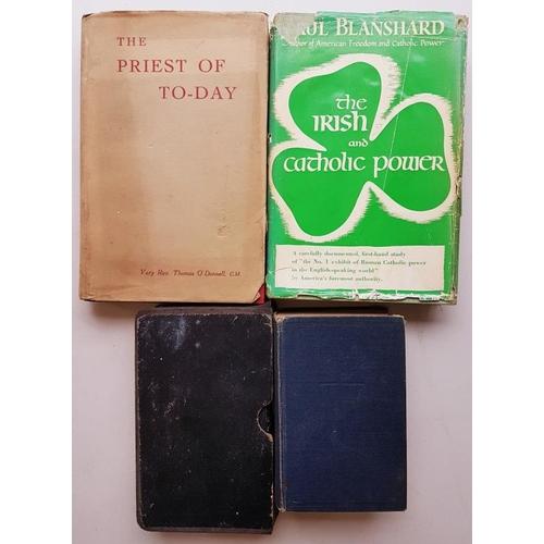 26 - <em>'The Priest of Today'</em> by Rev. Thomas O'Donnell (Browne &amp; Nolan 1909); '<em>The Marian M...