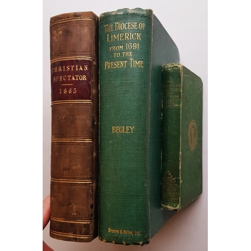 28 - <em>'The Diocese of Limerick from 1691 to the Present Time'</em> Begley 1938 1st Edition; and <em>'T...