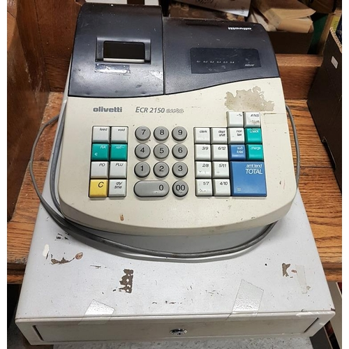 64 - Olivetti Cash Register...