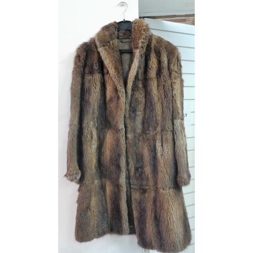 349 - Lady's Fur Coat...