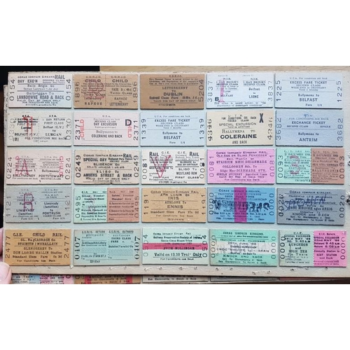 24 - Album of Railway Excursion Tickets...