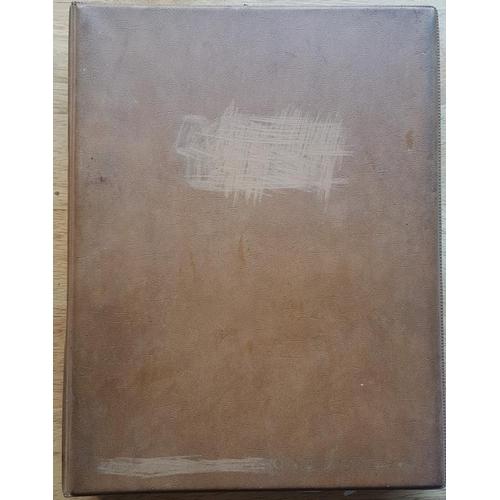 34 - Album of Railway Tickets etc...