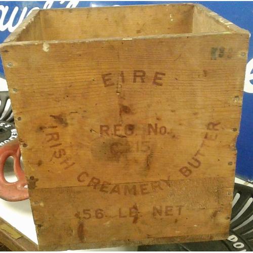 115 - '<em>Irish Creamery Butter</em>' Box...