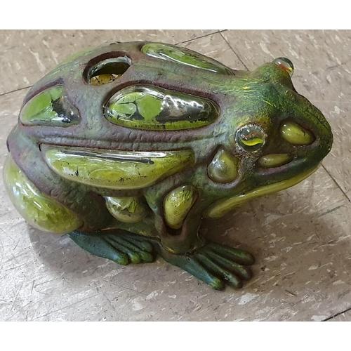 9 - Frog Figure Door Stop...