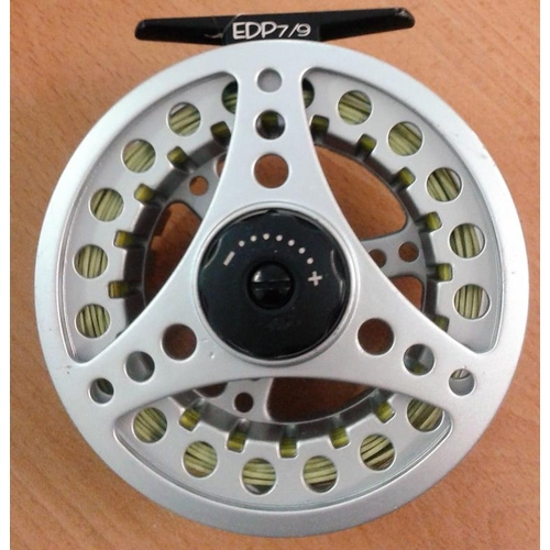 14 - Sierra Fly Reel - Large Arbour with Fly Line 7/9...