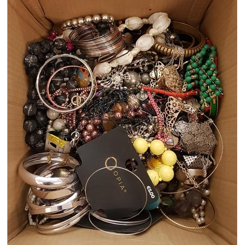 19 - Large Collection of Costume Jewellery...