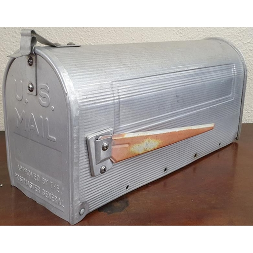 28 - US Mail Post Box (replica) - 19 x 6.5ins...