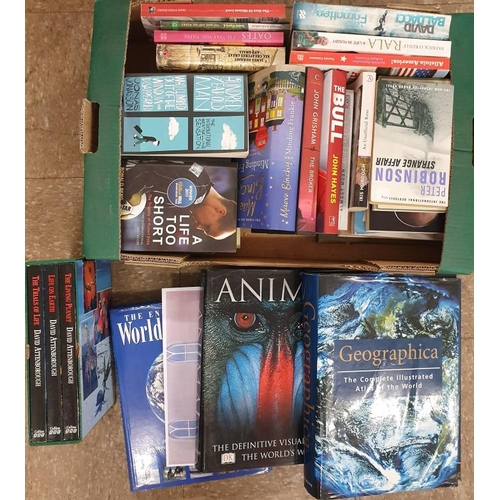 30 - Large Box of Good Quality Books...