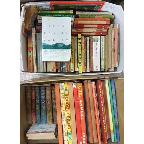 32 - Two Boxes of General Interest Books...