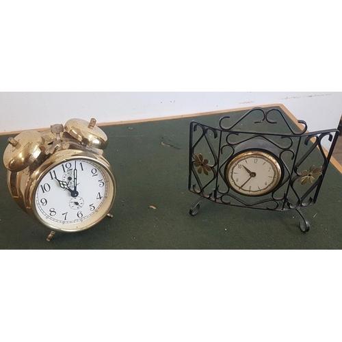 23 - Box of Five Clocks (all working)...