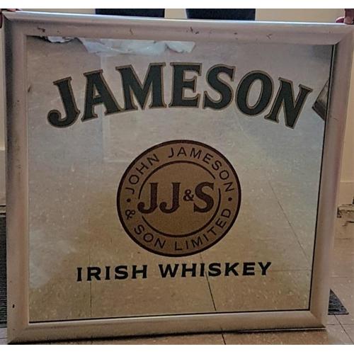 205 - Jameson Irish Whiskey Pub Mirror, c.29 x 29in...