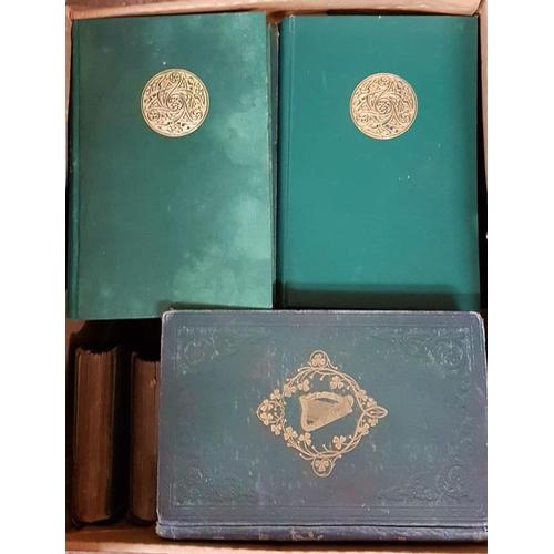 4 - <em>'Traits and Stories of Irish Peasantry</em>', etc. (box)...