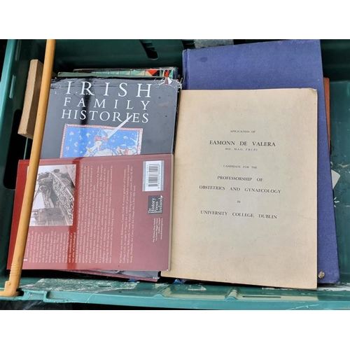 6 - Box of <em>Irish/General Interest</em> Books...