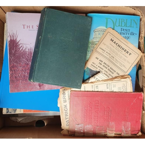7 - Box of<em> Irish/General</em> Interest Books...