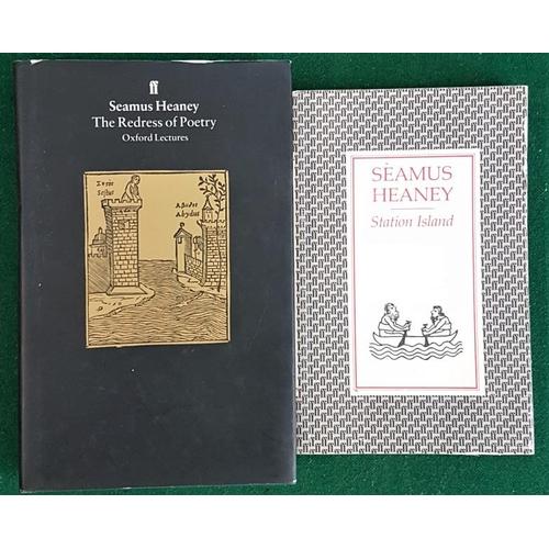 12 - Seamus Heaney, '<em>Station Island'</em> and '<em>The Redress Of Poetry'</em> (2)...