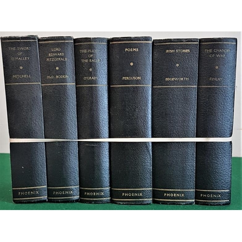 17 - Phoenix Publishing Co., Dublin a Selection of Six Story/Poetry Books...
