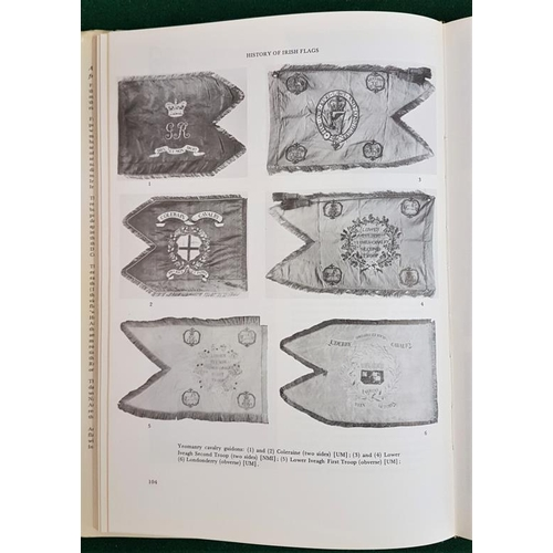 40 - Hayes-McCoy '<em>A History Of Irish Flags from Earliest Times'</em>, in dust jacket...